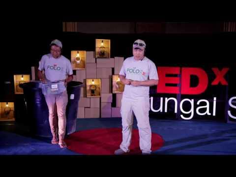 CHAAP Agriculture | FOLO Farms | TEDxSungaiSegget