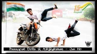 Jai Ho - Pussycat Dolls & A.R. Rahman   Dance Choreography   Monster Mania