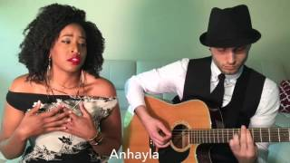 At Last - Etta James (Cover by Anhayla)
