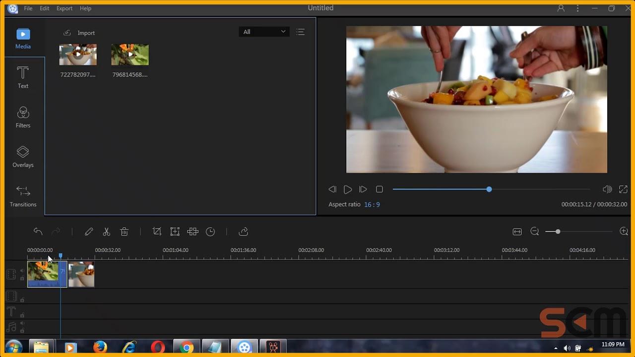 Đồ Nghề Làm Youtube | 2 Phần Mềm Làm Video Dành Cho Máy Tính Cấu Hình Yếu