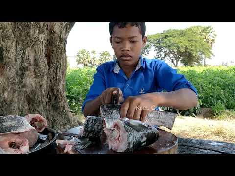Cooking Fish Soup With Onion Recipe | Kdeb Cooking