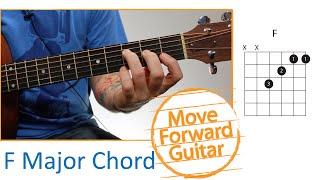 Guitar Chords for Begiฑners - F Major