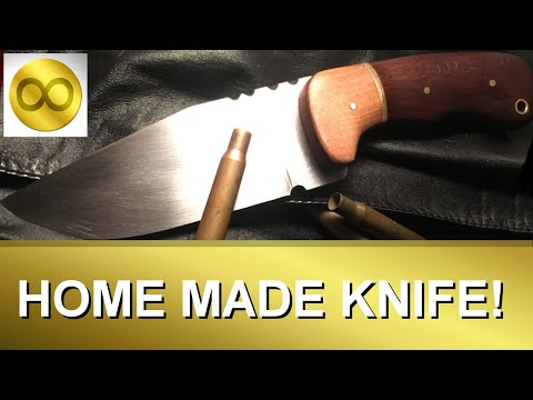 How I made my first knife