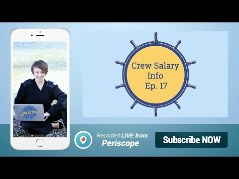 What Kind Of Money Do Crew Actually Make Working Onboard A Cruise Ship? Crew Salary Info. Ep. 17