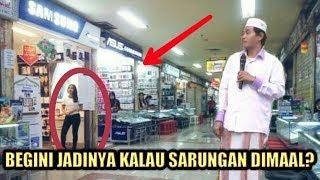Yang terjadi Saat KH Anwar Zahid Di Mall Sarungan Di Tanya Cewek Cantik ? Pengajian Terbaru Lucu