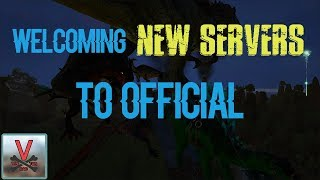 Welcoming in the Fresh Servers (Official PVP) - ARK: Survival Evolved