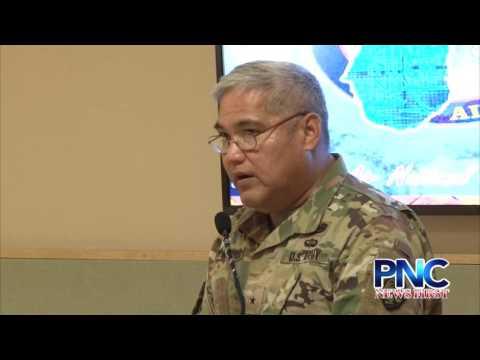 Guam Air National Guard says farewell to airmen