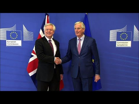 Britain, EU reach deal on post-Brexit transition period