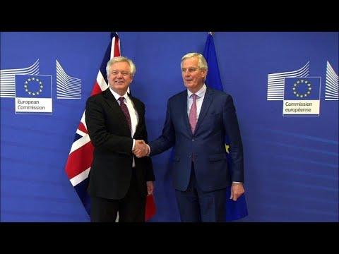 Britain, EU reach deal on post-Brexit transition period