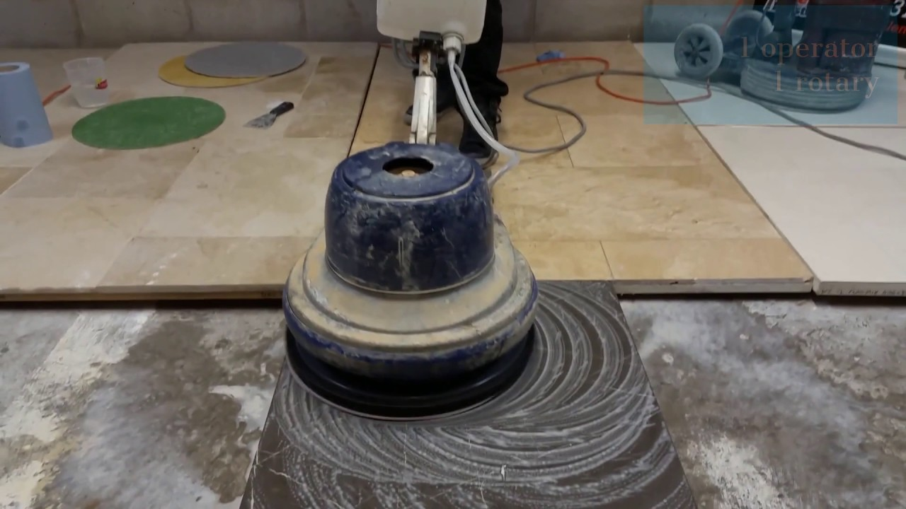 Tilemaster Diamond Hybrid Pro Pads How To Polish Marble To A