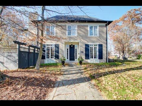 Oakville Real Estate - Blair and Peter – 401 Macdonald Road, Oakville