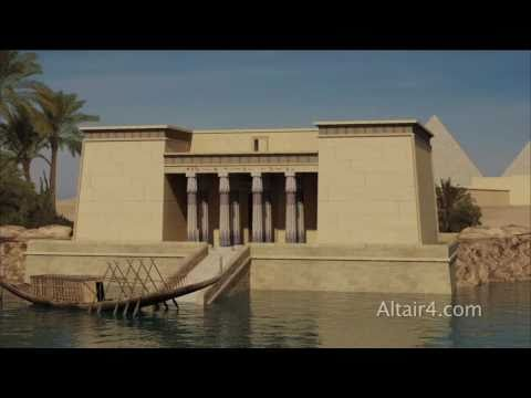 Ancient Egypt in 3D  YouTube