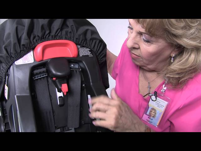 Infant Car Seat Safety with Belle Hudson