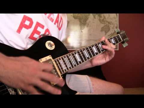 The Fall of Troy - F.C.P.R.E.M.I.X Guitar Cover HD
