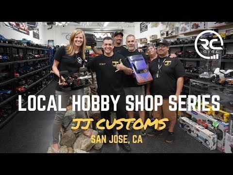 OVER 300 RC CARS!? Inside JJ Customs Hobby Shop, San Jose, CA