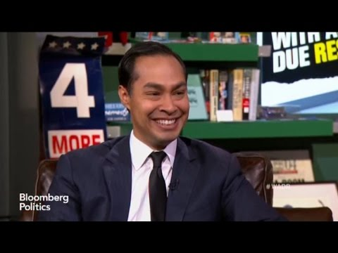 "Julian Castro: ""Emailgate"" Won't Be a Significant Issue"