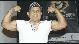 Manohar Aich - Father Of Indian Body Building