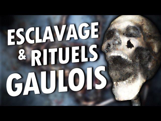 ESCLAVAGE & RITUELS GAULOIS | Mini documentaire