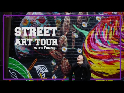 [London] Street Art Tour in Camden Town with Funzing