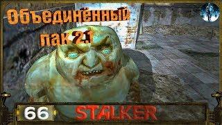 STALKER ОП 2.1 - 66: Блокпост на Болотах , Игра на раздевание , Ночной дозор