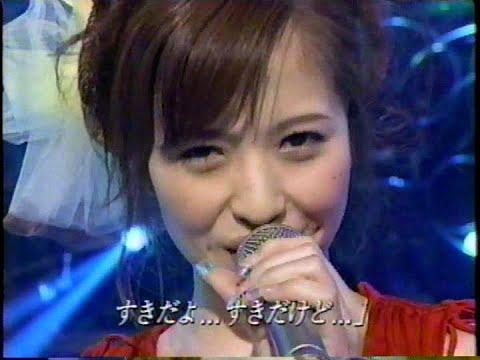 ミニスカパン(三浦理恵子)「トロピカ~ル 恋して~る」(01.06.30)