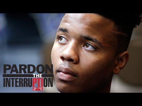 Will Celtics Trade No. 1 Draft Pick To 76ers? | Pardon The Interruption | ESPN