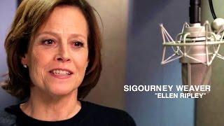 ALIEN Isolation - The Cast of Alien   EN