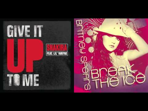 Shakira ft. Lil' Wayne & Timbaland vs. Britney Spears - Give It Up To The Ice