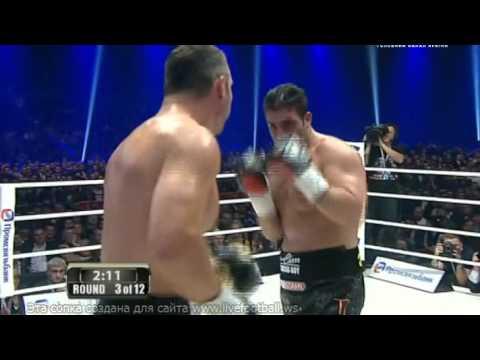 Vitali Klitschko vs Manuel Charr Technical Knockout 4th Round - Full Fight Sept 8 2012