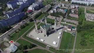 Аэросъемка города Нижнекамск