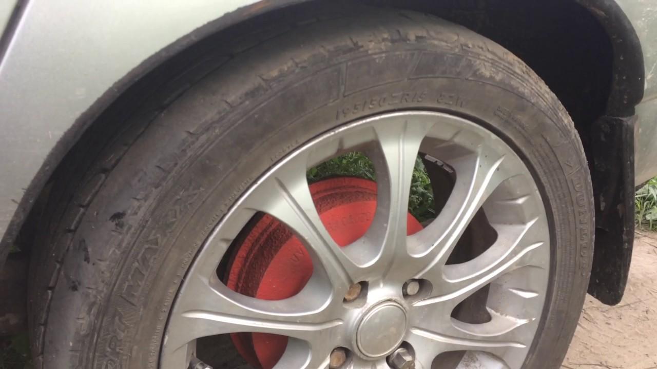 Обзор колес р15 на ваз 2112