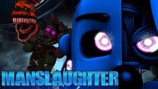 {FNAF|SFM} Manslaughter - Lets Be Friends  COLLAB