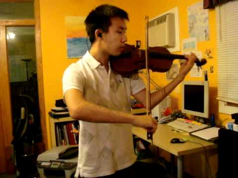 Wavin' Flag - K'naan South Africa 2010 World Cup Violin Cover (Download)