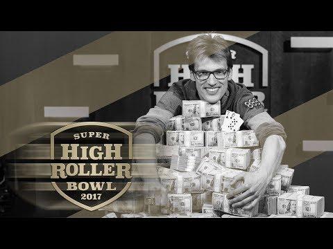 2017 Super High Roller Bowl   Episode 13   PokerGO