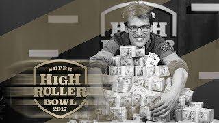 2017 Super High Roller Bowl | Episode 13 | PokerGO