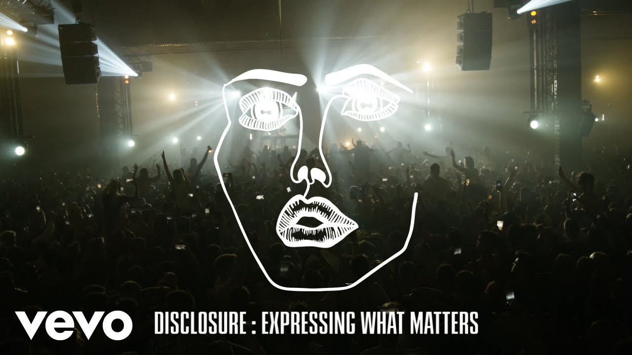 Disclosure - Expressing What Matters (Audio)