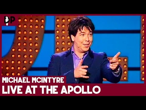 Michael McIntyre | Live At The Apollo | Season 5 | Dead Parrot