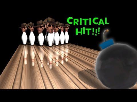 TF2: Sniper-Pin Bowling