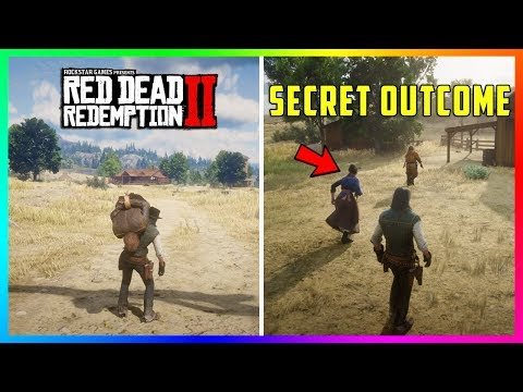 What Happens If John Marston Brings An Enemy Back To Beecher's Hope In Red Dead Redemption 2? (RDR2) thumbnail