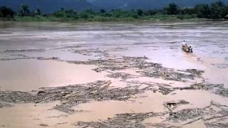 สะดือ แม่น้ำโขง ลึก 200 เมตร