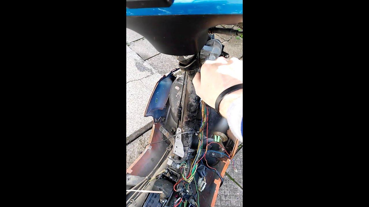 medium resolution of peugeot speedfight 2 100cc no chip key start
