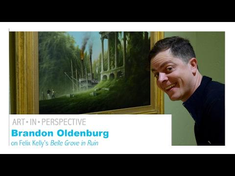 Art in Perspective: Brandon Oldenburg