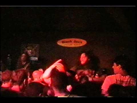 Korzus - Live At Black Jack Rock Bar - Sao Paulo - Brazil - 1996