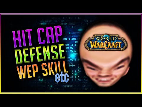 Hit Table Explained [WoW Classic Guide] Theorycrafting, Hit Rating, Crit Cap, Defense Skill & More!