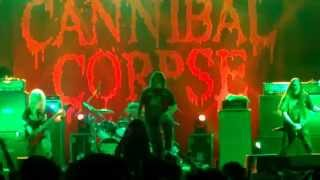 Brutal Assault 2015 - Cannibal Corpse - Kill or Become