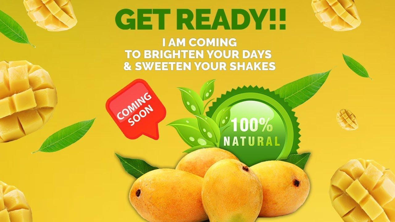 Sweetest Mangoes from Pakistan in Kuwait- Al Zahra Co-op 28 June