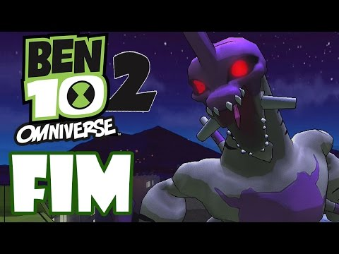 BEN 10 OMNIVERSE 2 #6 - FINAL MONSTRO