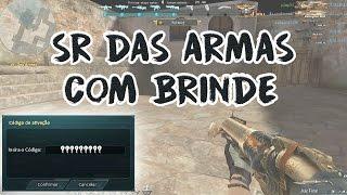 SR DAS ARMAS - CÓDIGO BRINDE NO VIDEO - Blood Strike