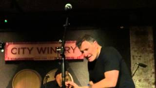 """Cruel Crazy Beautiful World"" - Johnny Clegg - City Winery - April 8 2014"