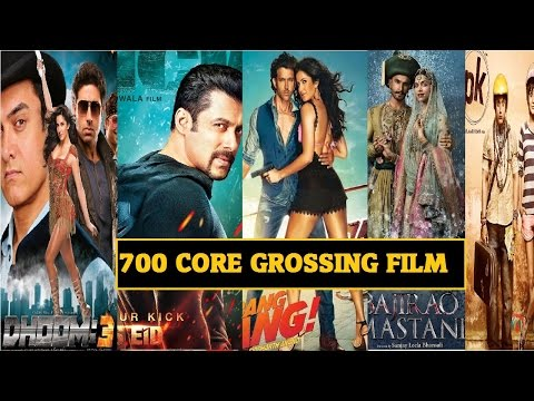Top 15 Highest Grossing Worldwide Bollywood Movies 2016